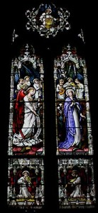 saint johns stained glass the annunciation2