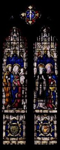 saint johns stained glass the purification